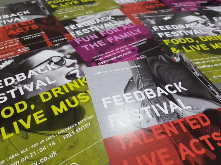 Feedback Festival!