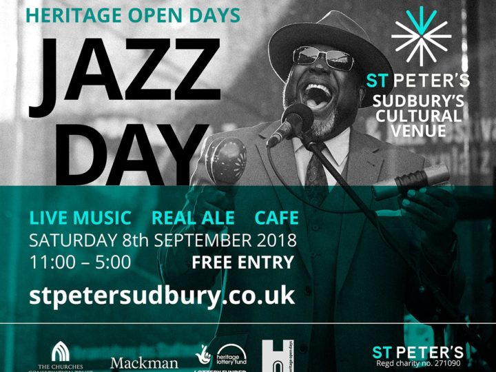 Heritage Open Day: Live Jazz & Ride+Stride