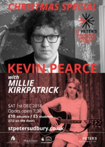 Kevin Pearce - Christmas Special - St Peter's