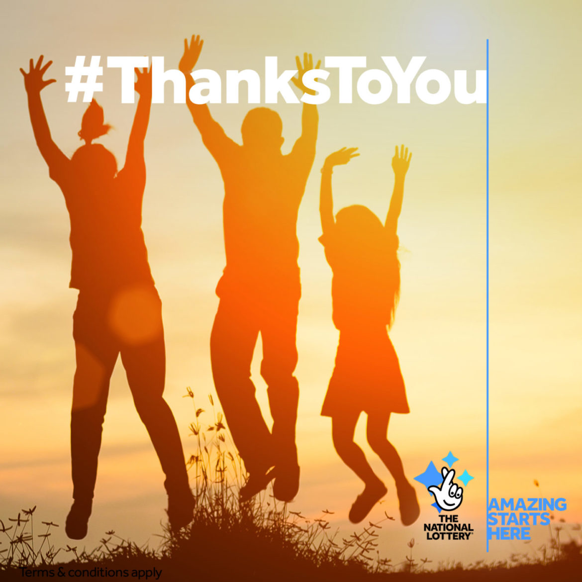 St Peter's #ThanksToYou Campaign - Heritage Lottery Fund