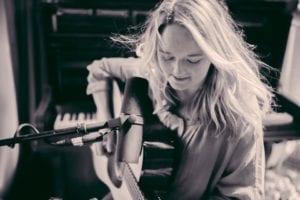 Tasha Robertson - Live at St Peter's, Sudbury