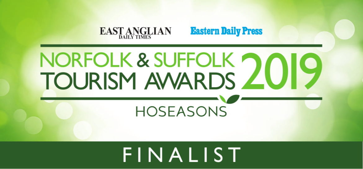 St Peter's & Mackman - Best Marketing - Norfolk & Suffolk Tourism Awards 2019