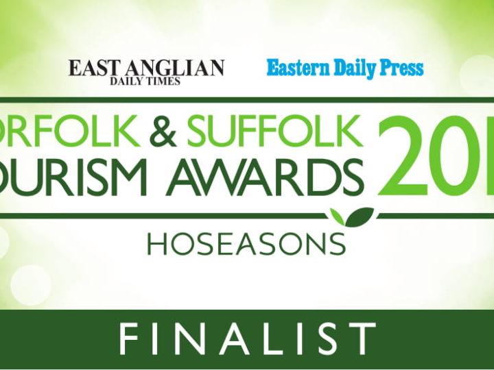 St Peter's & Mackman are Finalists at National Tourism Awards!