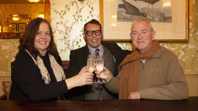 Allison, Paul & Oliver - Best Marketing - Norfolk & Suffolk Tourism Awards 2019