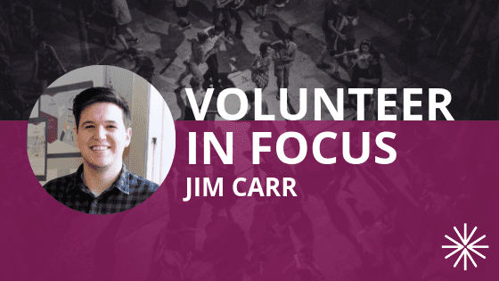 Volunteer in Focus: Jim Carr